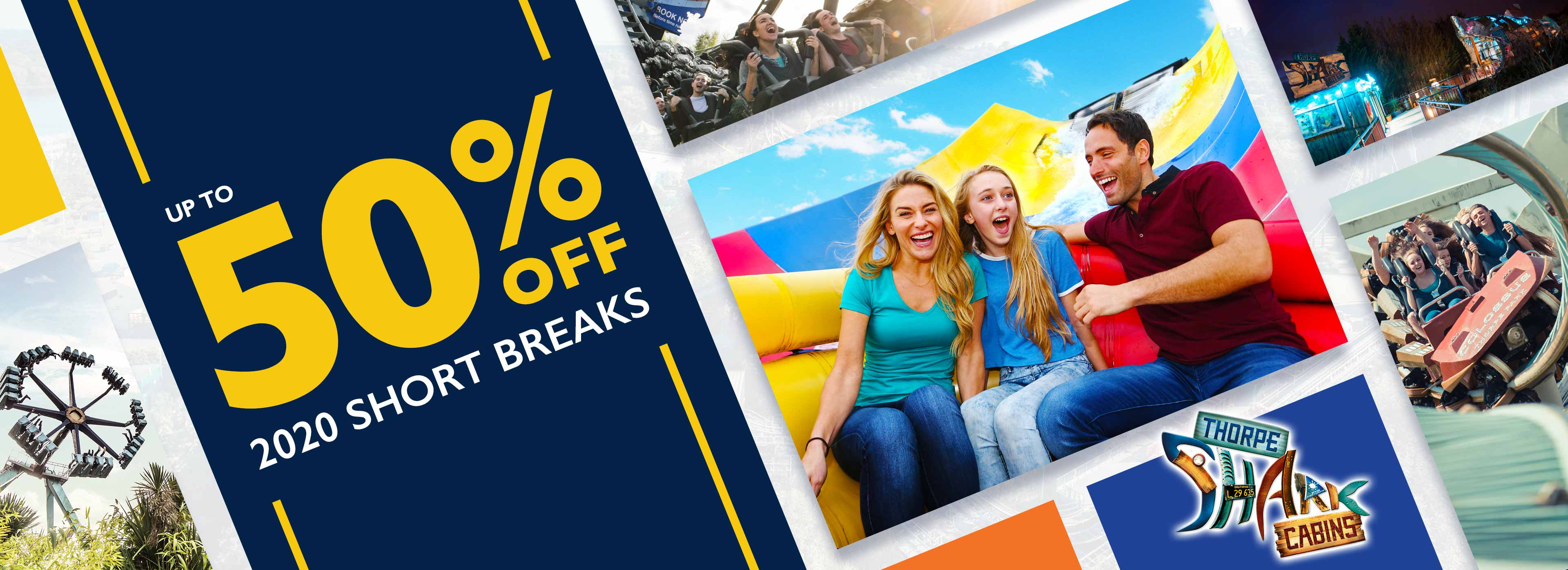 Early Booking Offer at Thorpe Park Resort