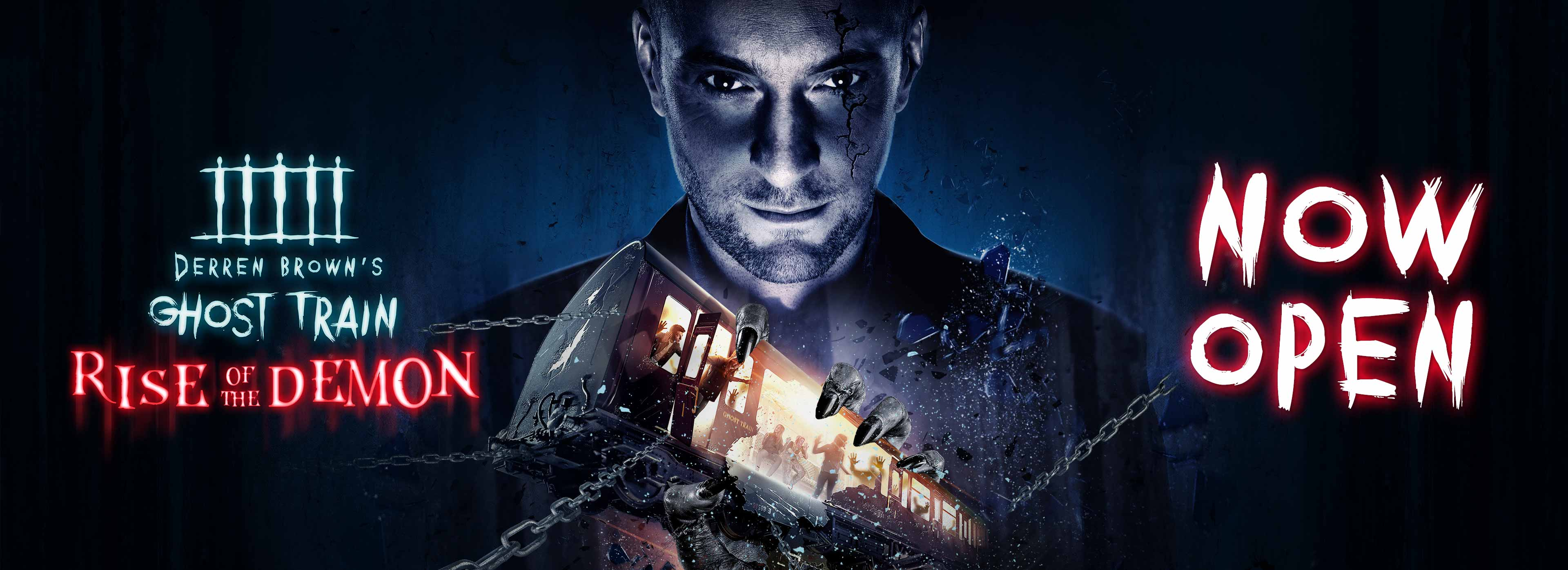 Derren Brown's Ghost Train: Rise of the Demon