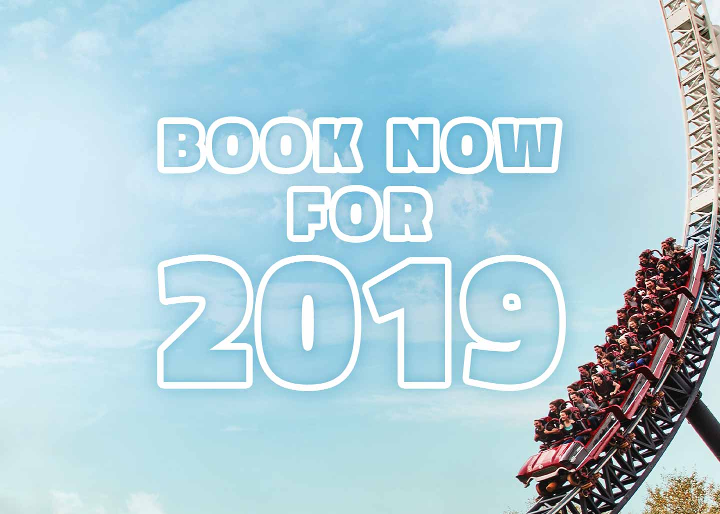 THORPE PARK 2019 Breaks