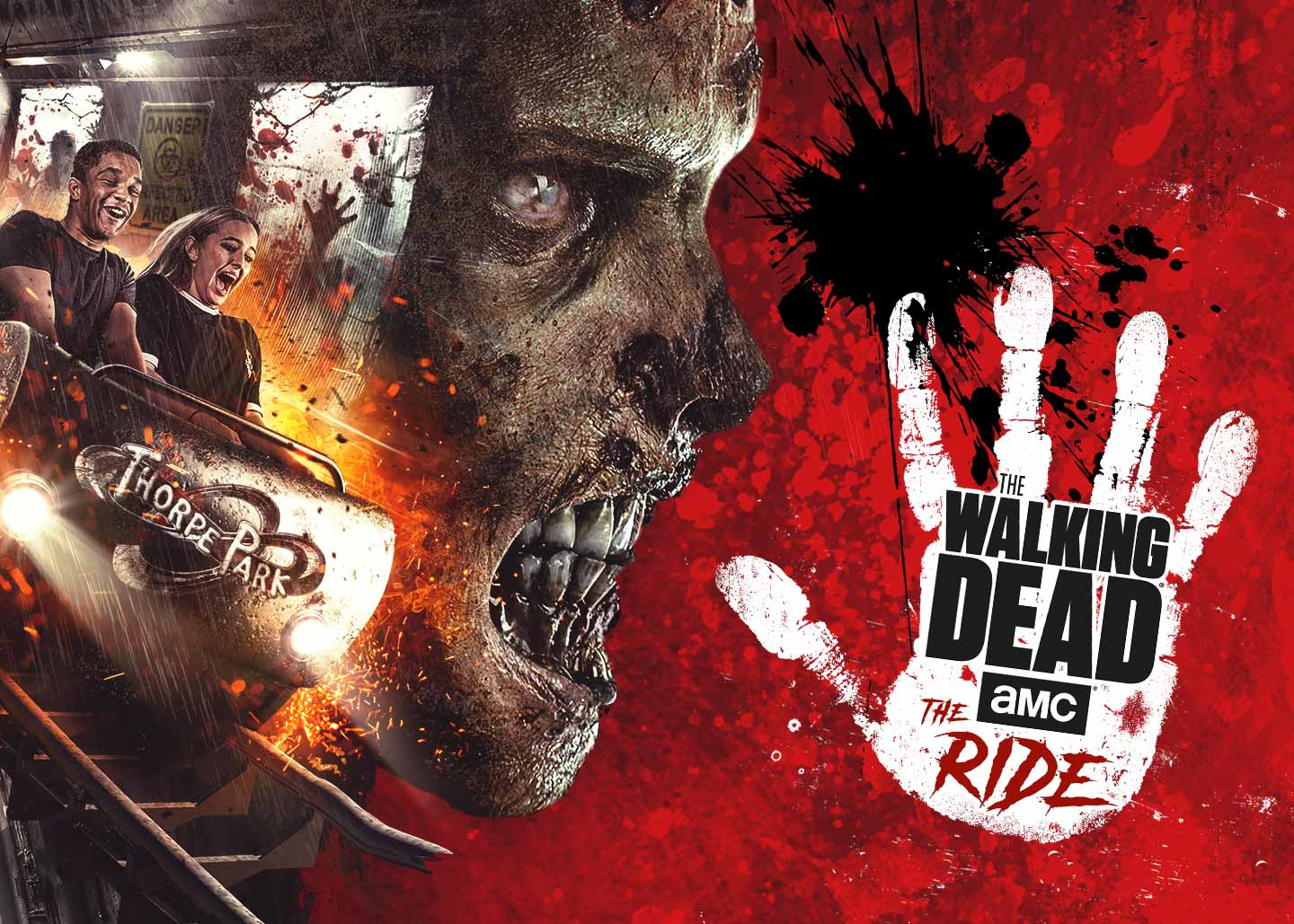 The Walking Dead: The Ride at Thorpe Park Resort